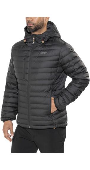 Sherpa Nangpala - Chaqueta Hombre - negro